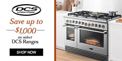 DCS save up to $1000 on any DCS range