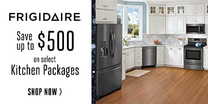 Frigidaire - Save Up to $500 on Kitchen Packages