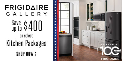 Frigidaire Gallery Save Up To 400 On Select Kitchen Packages