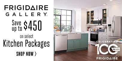Frigidaire Gallery - Save Up to $450 on select Kitchen Packages