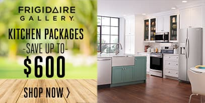 Frigidaire Gallery Kitchen Packages