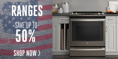 Ranges - Save Up to 50%