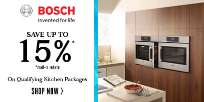 Bosch - Save Up To 15% on Kitchen Packages