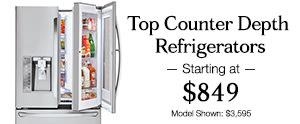 Counterdepth Refrigerators