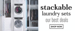 Stackable Laundry Sets