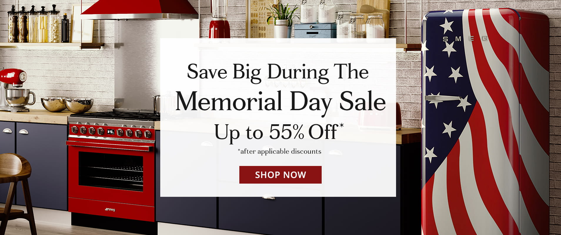 Memorial Day Kitchen Packages