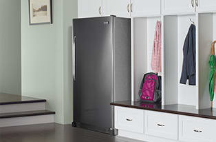 refrigerators. Black Bedroom Furniture Sets. Home Design Ideas