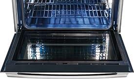 Flat Oven Door Design