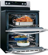 Largest Range Capacity with Second Oven