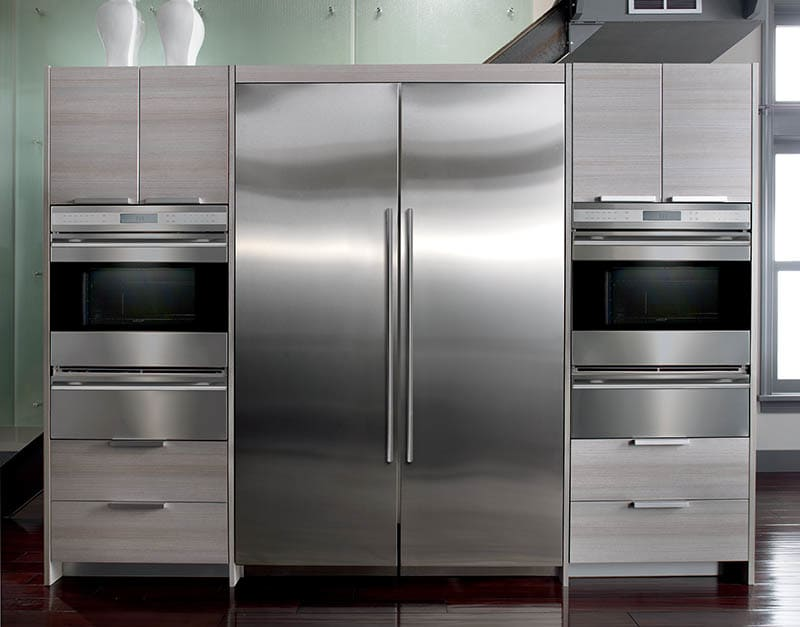 These Units Can Also Be Referred To As U0027freezer Columnsu0027 Or U0027all Freezersu0027.  They Are Usually Installed Built In To Accompany ...