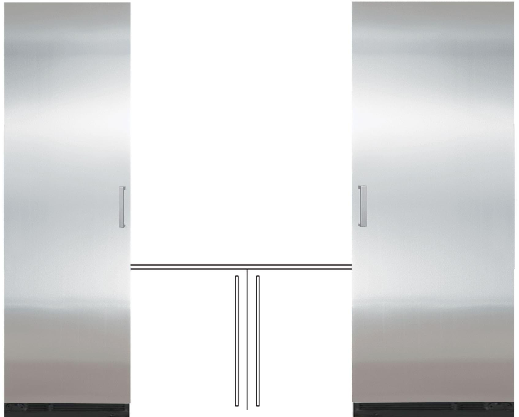 Miele Mirefr93 Separate Install Column Refrigerator