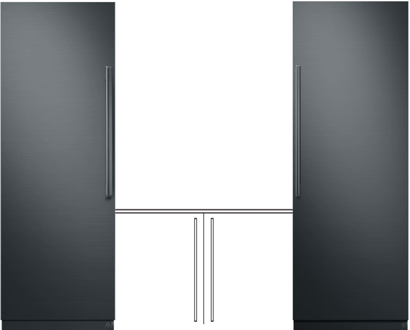 Dacor Darefr240 Separate Install Column Refrigerator