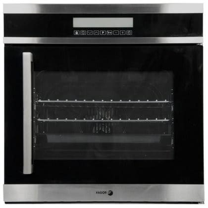 Fagor 6ha200trx 24 Inch Single Electric Wall Oven With 1