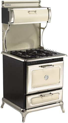 Heartland 920000givy 30 Inch Freestanding Gas Range With 4