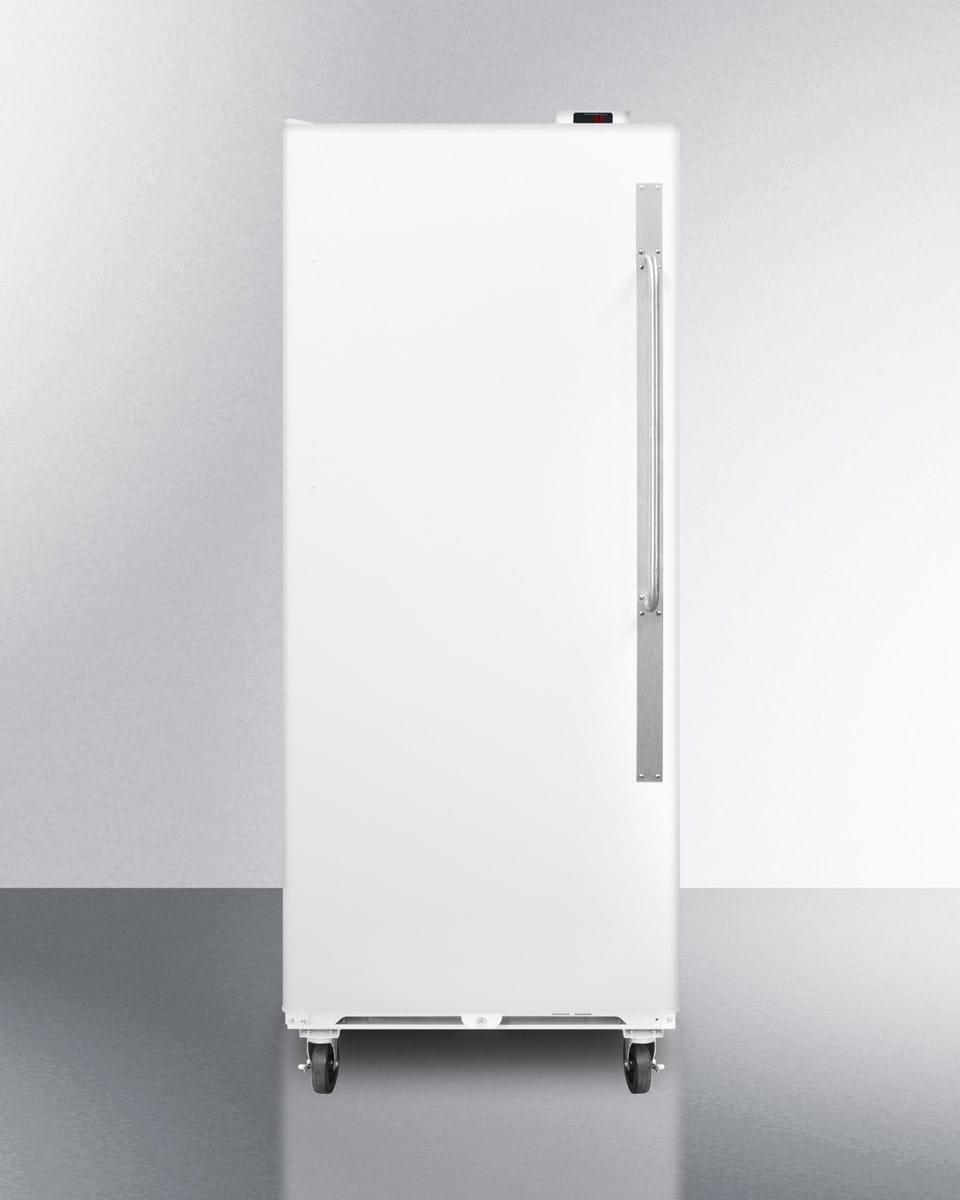 Summit Scuf20lhd 21 Cu Ft Freestanding Upright Freezer