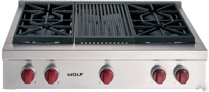 wolf induction cooktop instructions