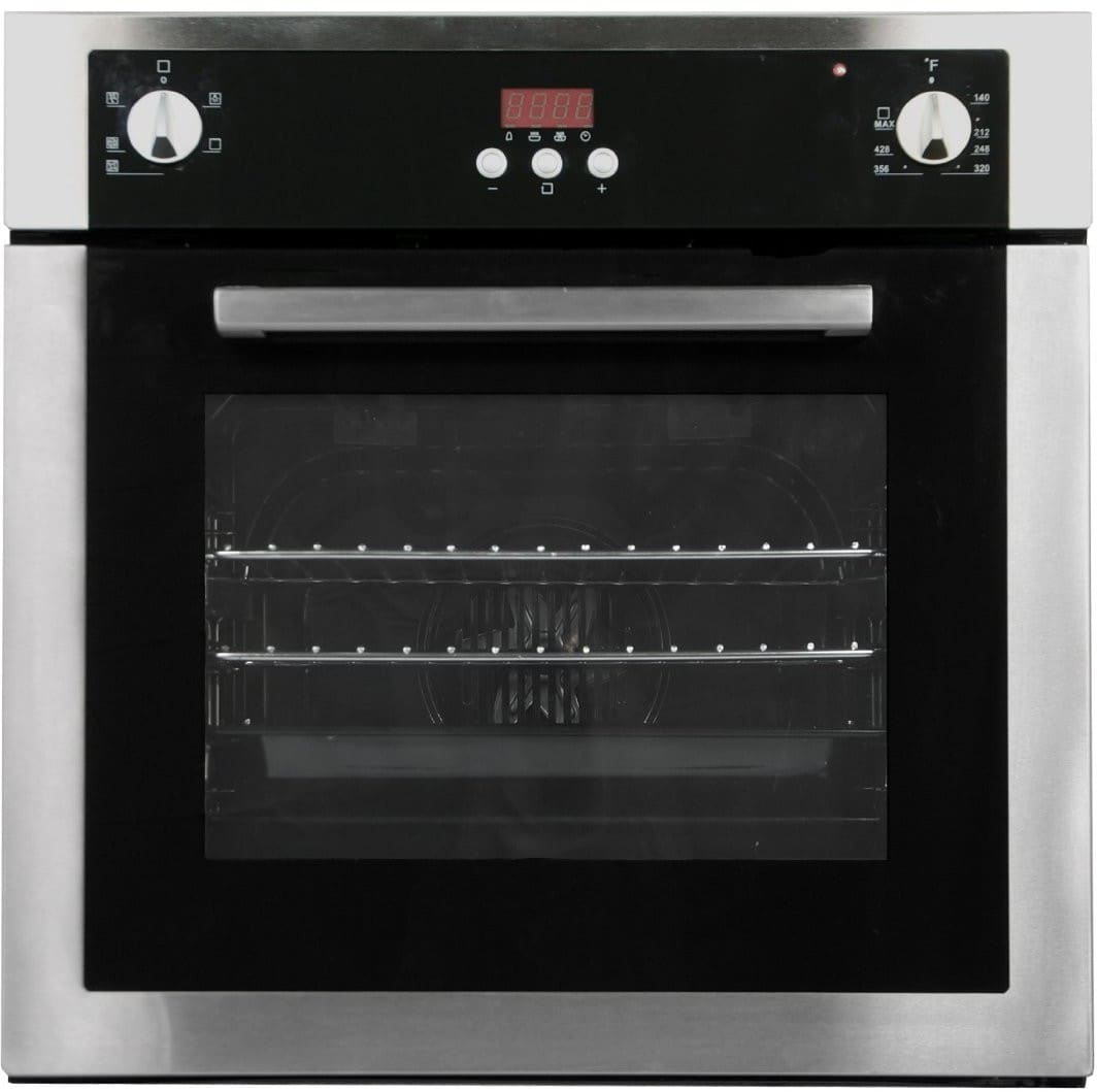 Fagor 6ha196bx 24 Inch Single Electric Wall Oven With 1 98