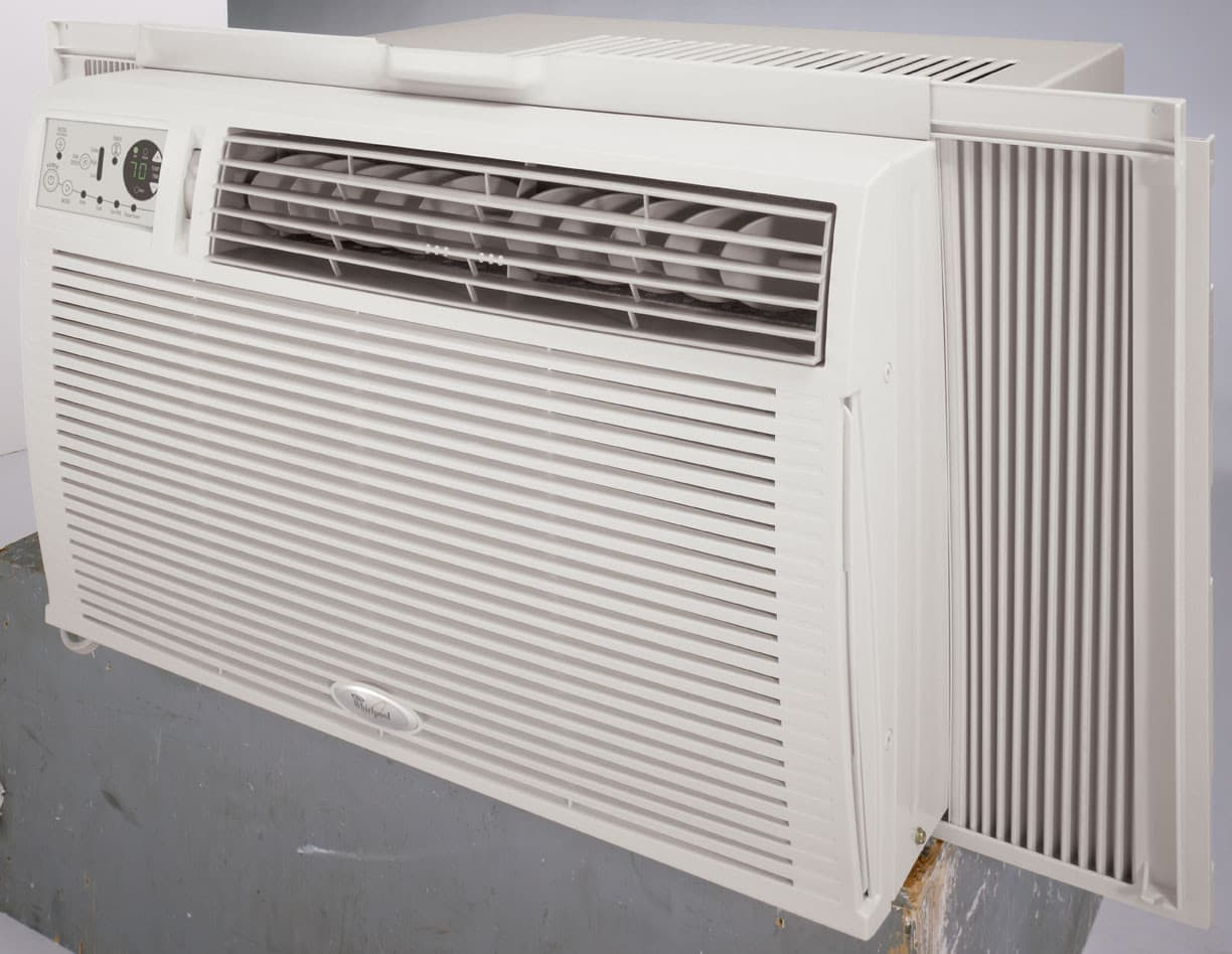 Whirlpool Acq189xs 17 800 Btu Room Air Conditioner With