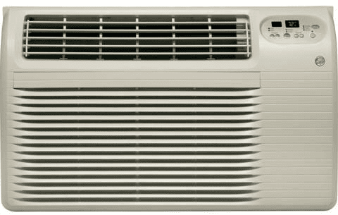 GE AJEQ09DCE 9500 BTU Through The Wall Room Air Conditioner With