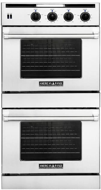 American Range Arossg230l 30 Inch Double Chef Door Gas