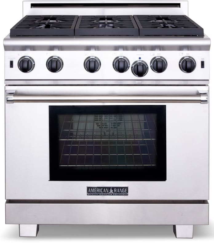 American Range Performer Series ARROB636L   Stainless Steel ...