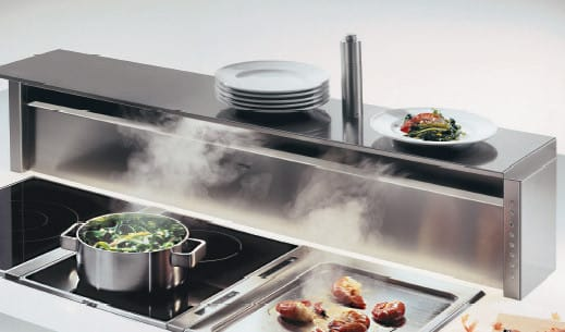 Gaggenau At400700 Downdraft Ventilation System With 465