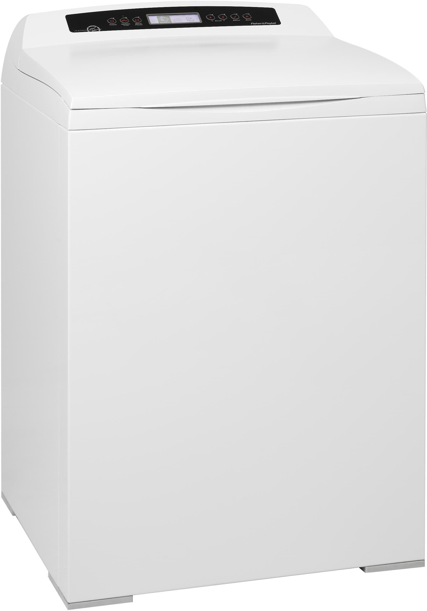 Fisher Amp Paykel De27cw1 27 Inch Top Load Aerosmart