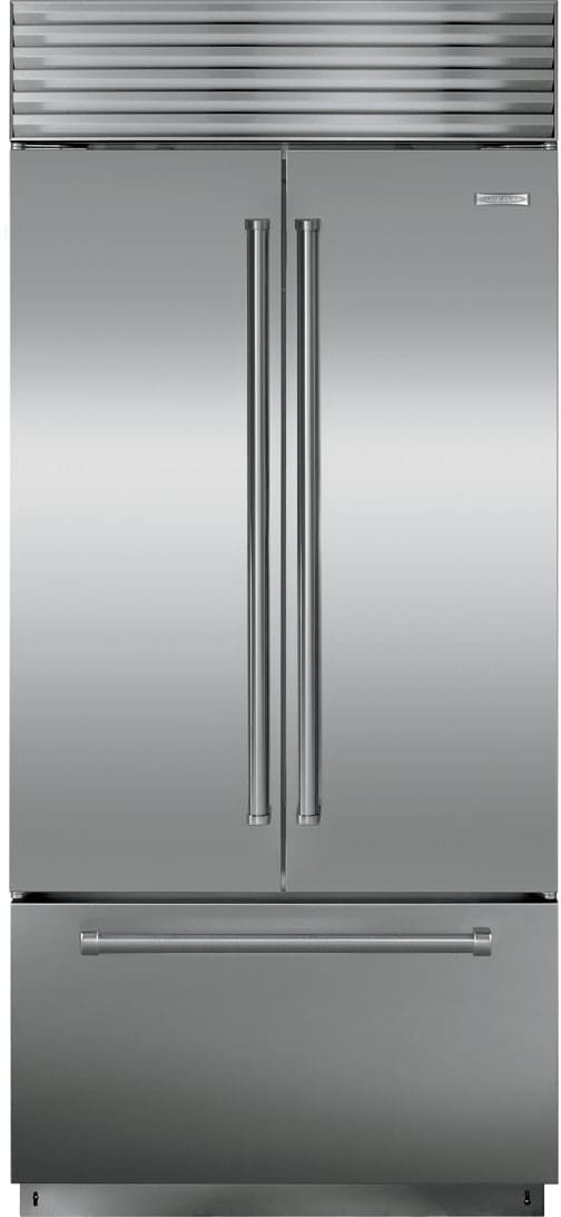 Sub Zero Bi36ufdidsph 36 Inch Built In French Door
