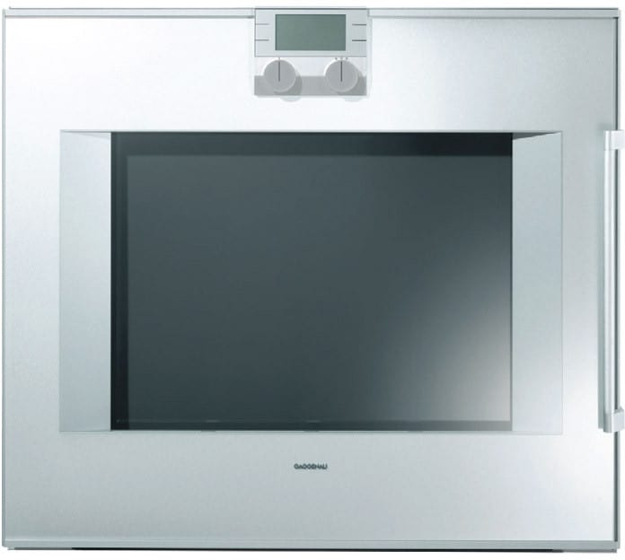 Gaggenau Bo280610 30 Inch Single Electric Wall Oven With 4