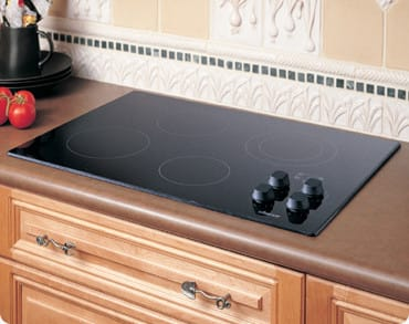 Dacor Countertop Stove : Dacor CER304RF 30 Inch Electric Cooktop with a Safety Heat Limiter ...