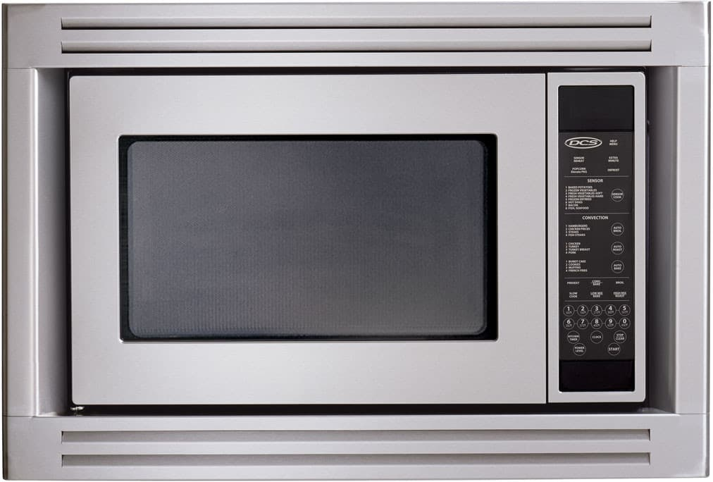 Dcs Cmos24 1 5 Cu Ft Countertop Microwave Oven With 900
