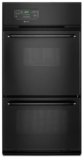 Maytag Cwg3600aab 24 Inch Double Gas Wall Oven With 2 7 Cu