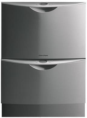 Fisher Amp Paykel Dd605 24 Inch Semi Integrated Double