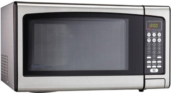 Danby Designer Series Dmw111kpssdd 1 Cu Ft Countertop Microwave