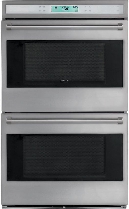 Wolf Do302 30 Inch Double Electric Wall Oven With 4 5 Cu