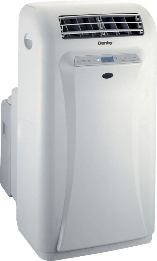 Danby Dpac10061 10000 Btu Portable Air Conditioner With Electronic