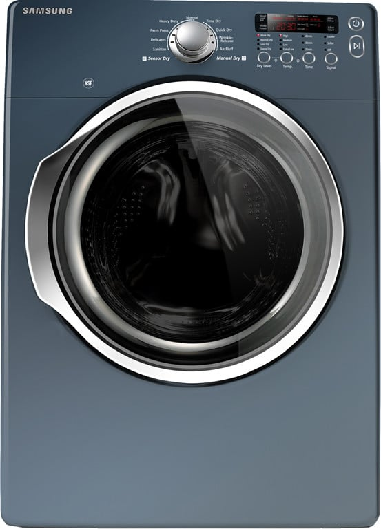 Samsung Dv330aeb 27 Inch Electric Dryer With 7 3 Cu Ft