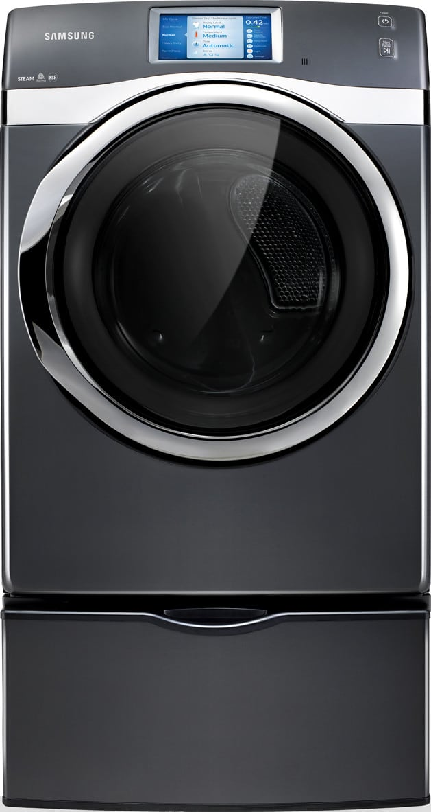 Samsung Dv457evgsgr 27 Inch Electric Dryer With 7 5 Cu Ft