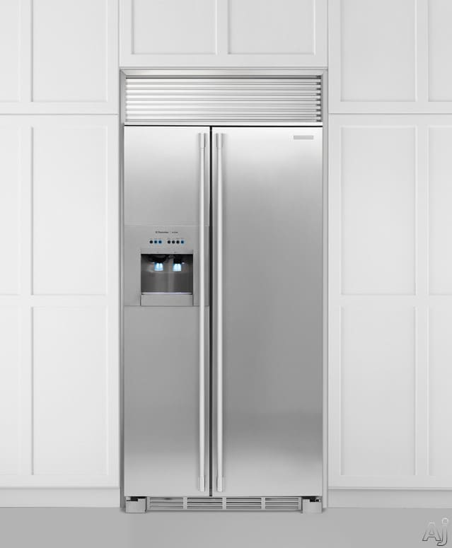 Electrolux 4480 84 inch trim kit - Tall refrigerators small spaces property ...