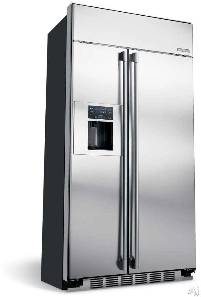 Electrolux E42bs75eps 42 Inch Built In Side By Side