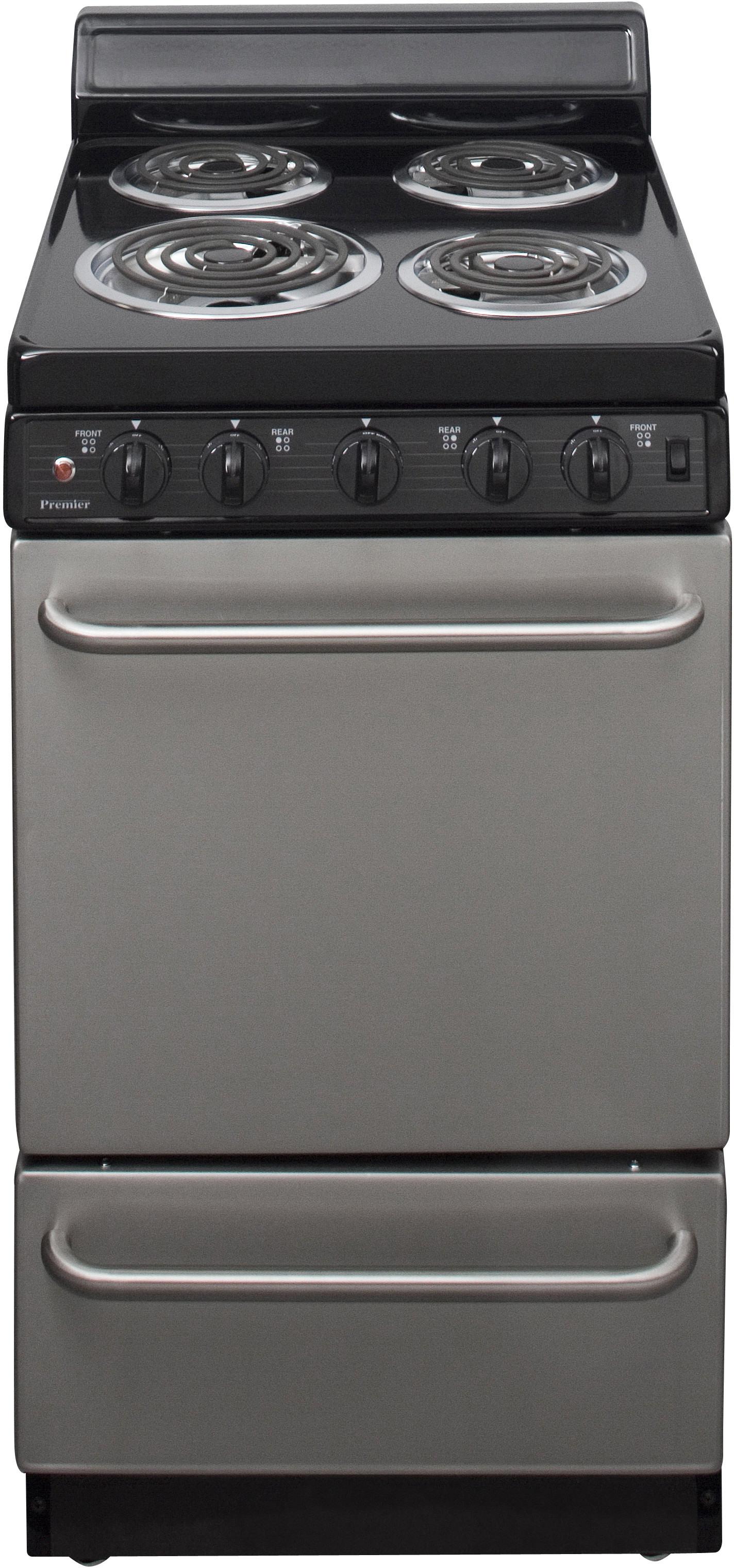 Premier Eak600bp 20 Inch Freestanding Electric Range With