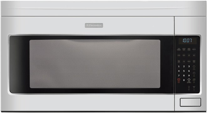 Electrolux EI30MH55GS 2.1 cu. ft. Over-the-Range Microwave Oven with ...