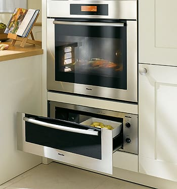 Miele Esw4820 30 Inch Warming Drawer With Dual Heating