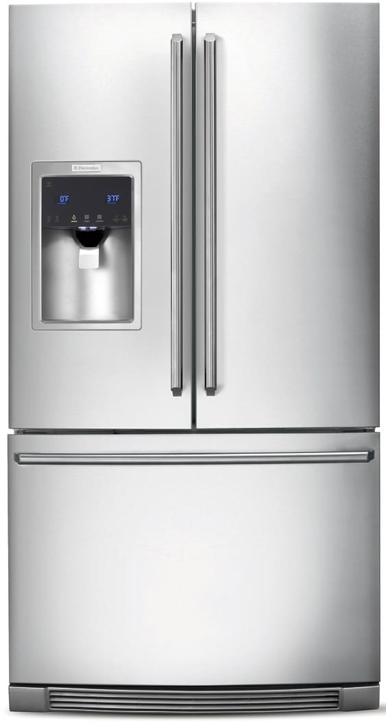 refrigerator 69 inches tall. electrolux ew28bs85ks 36 inch french door refrigerator with 27.8 cu. ft. capacity, 4 adjustable split glass shelves, gallon storage, luxury-close humidity 69 inches tall