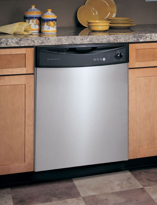 Countertop Dishwasher With Dry Cycle : ... Dishwasher with 5 Cycles, Static Vent Drying & 5-Level Precision Wash