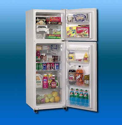 Avanti Inch Frost Free Apartment Size Refrigerator W