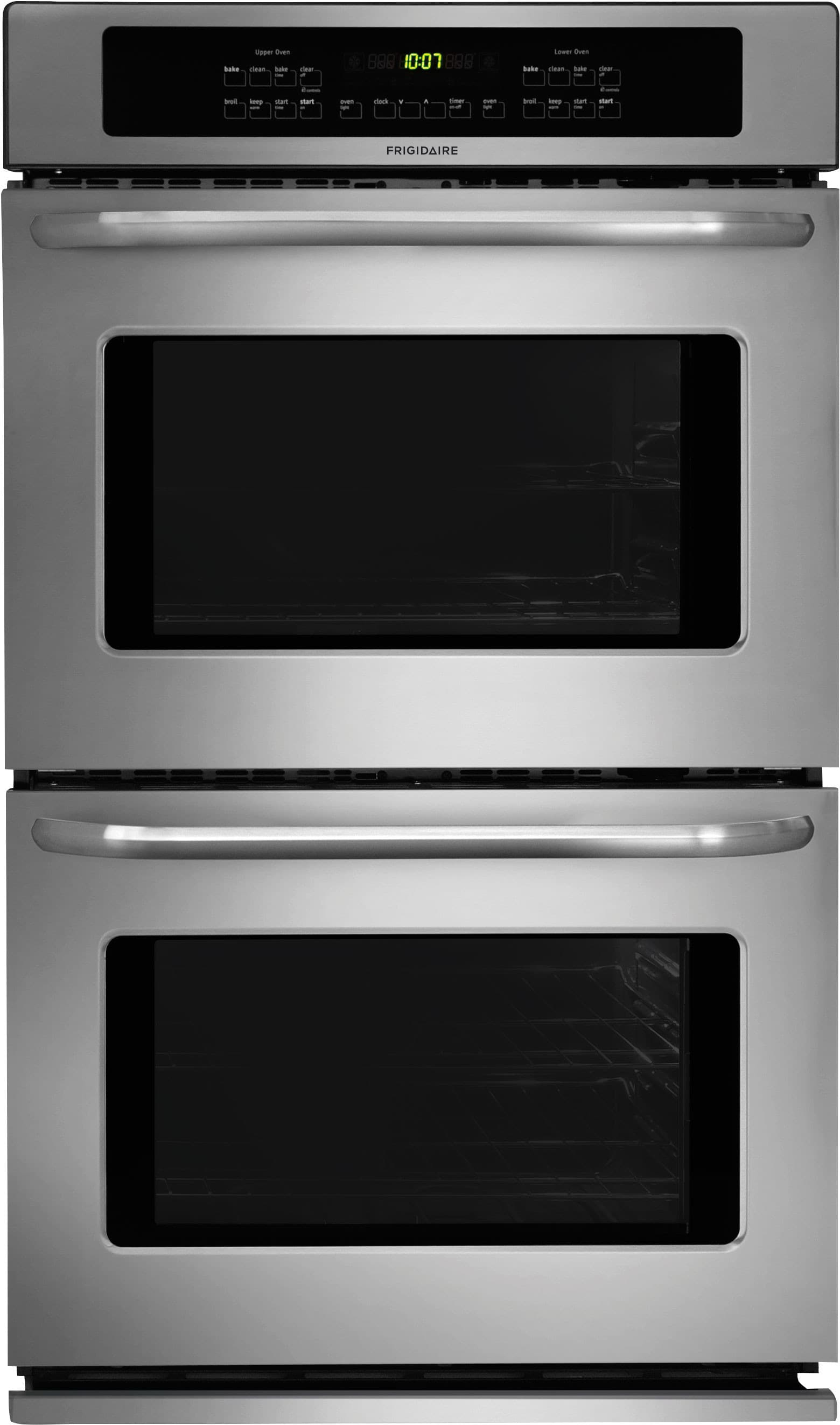 Double Wall Oven With Microwave