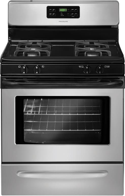 Frigidaire Ffgf3023lm 30 Inch Freestanding Gas Range With