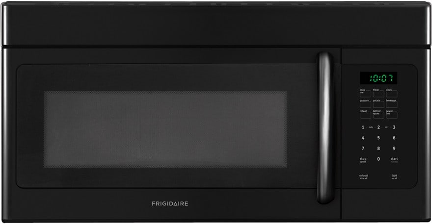 Frigidaire Ffmv162lb 30 Inch Over The Range Microwave With