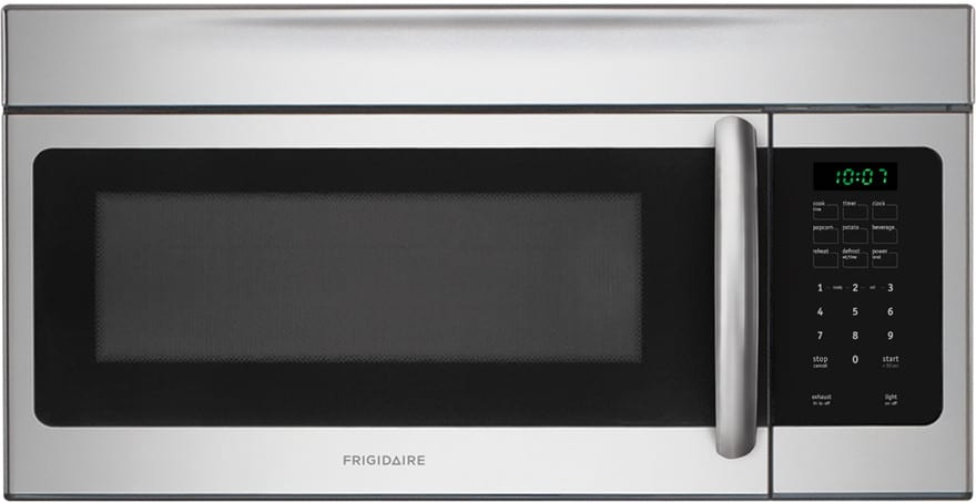 Frigidaire Ffmv164ls 30 Inch Over The Range Microwave Oven